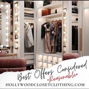 Hollywood studio wardrobe